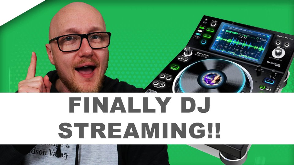🎵 Music streaming for djs is FINALLY here!!!