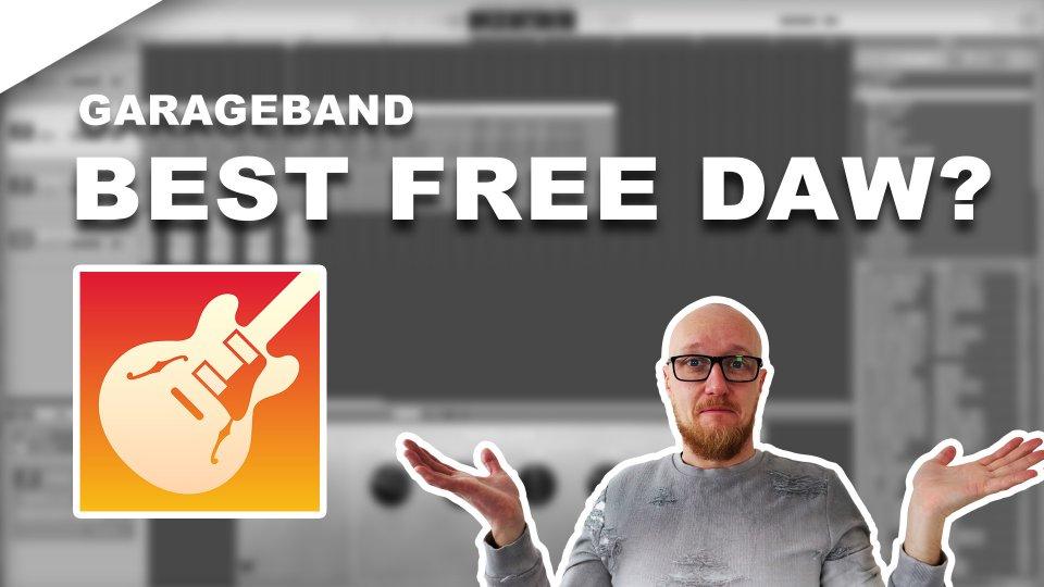 Garageband best free daw?