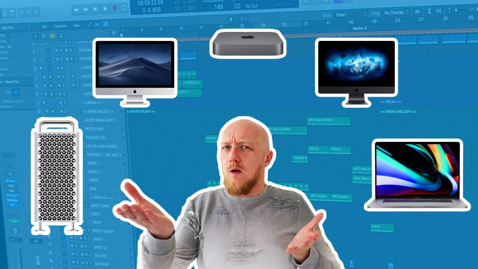 Top 5 Best Mac computers for music production