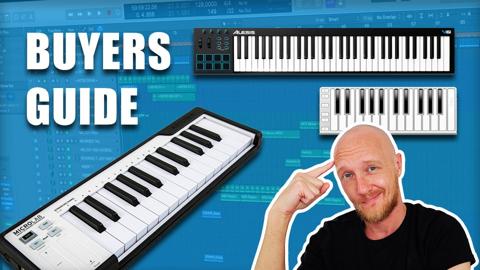Best MIDI keyboard buyers guide