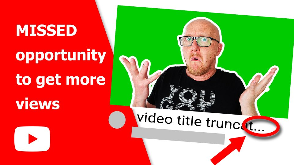 Best YouTube video title length