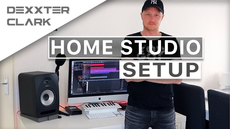 What is the best home studio setup for beginners?