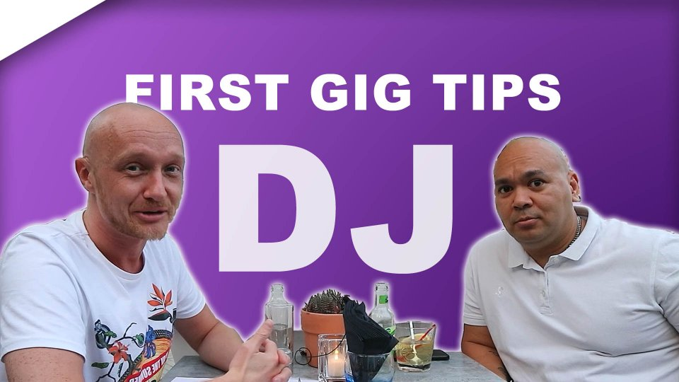 How to be a dj for beginners: tips for your first DJ gig