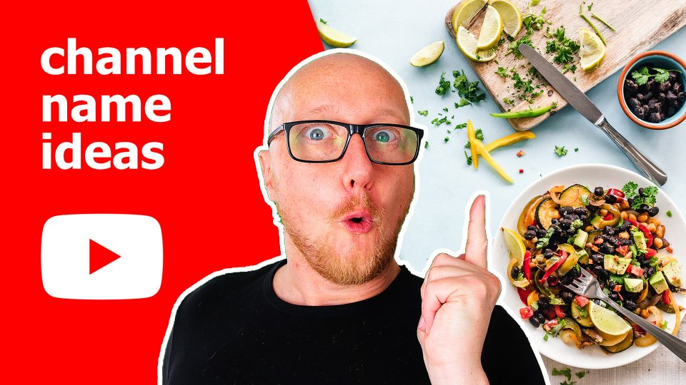 32 ideas for YouTube Cooking channels