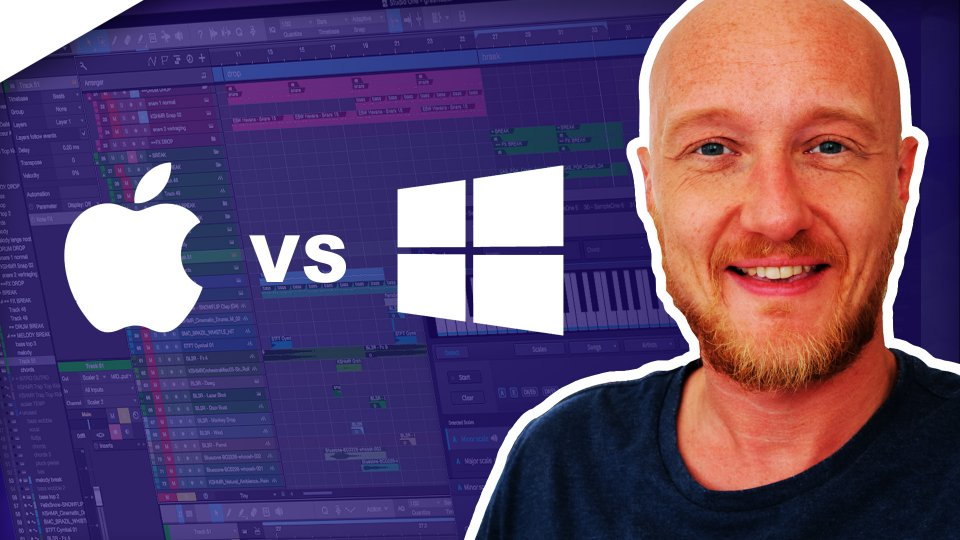 Mac or PC for music production?