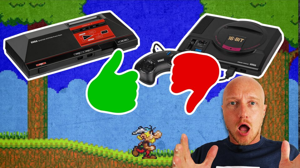 Master System games better than Mega Drive Genesis