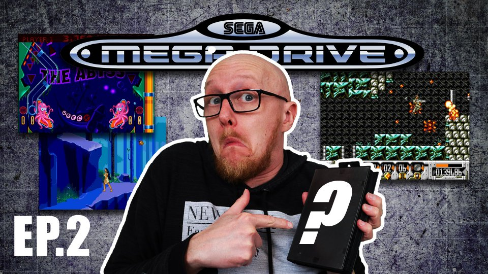 Mega Drive (genesis) games nobody talks about (ep2)