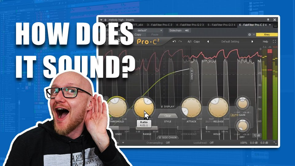 How do music production effects sound?