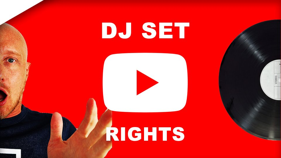 Music Rights for DJs on Youtube