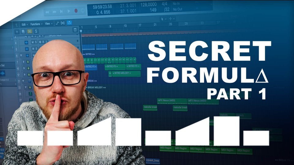 secret song structure arrangement formula for edm (part 1)