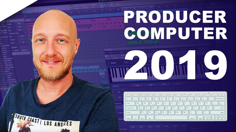 The best computer for music production 2019 - build a pc from scratch