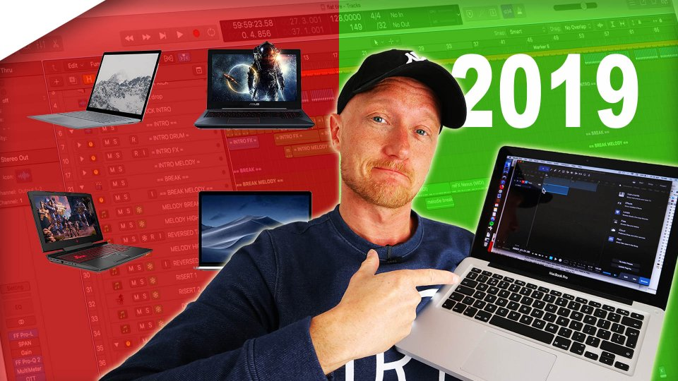 Top 10 best laptops to buy for music production 2019